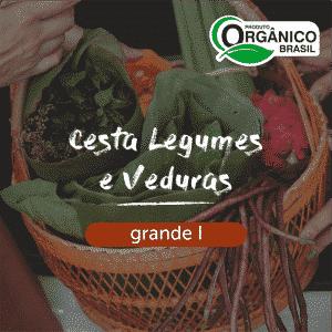 Cesta Legumes e Verduras Grande I