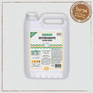 Detergente Capim Limão Biodegradável BioZ Green 5L