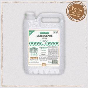 Detergente Coco Biodegradável BioZ Green 5L