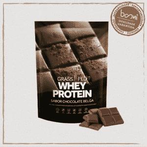 Grassfed Whey Protein Chocolate Belga Puravida 900g