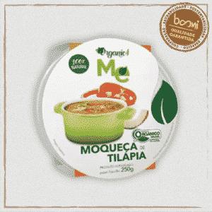 Moqueca de Tilápia Orgânico Organic4