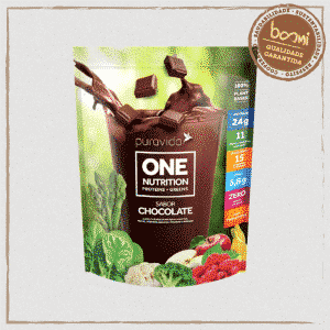 One Nutrition Vegan Protein Chocolate Puravida 450g