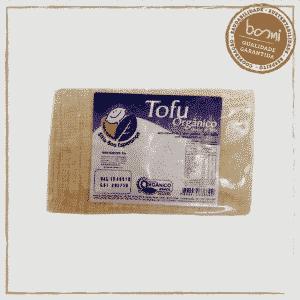 Tofu de Soja Orgânica Natural Sítio Boa Esperança 1kg