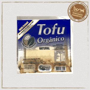 Tofu de Soja Orgânica Natural Sítio Boa Esperança 250g 1