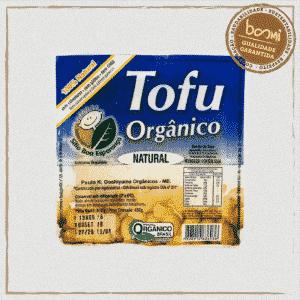 Tofu de Soja Orgânica Natural Sítio Boa Esperança 450g