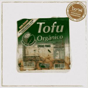Tofu de Soja Orgânica com Ervas Finas Sítio Boa Esperança 250g 1