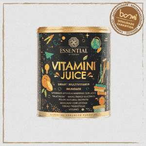Vitamini Juice Sabor Laranja Essential Nutrition 280,8g