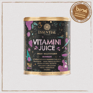Vitamini Juice Sabor Uva Essential Nutrition 280,8g