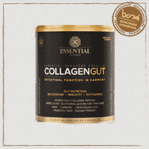 Collagen Gut Colágeno Laranja e Blueberry Essential Nutrition 400g 1