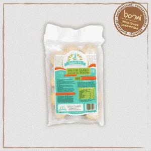 Pão de Queijo Fit com Batata Doce e Bacon Artesanal Sabor Fit 350g 1