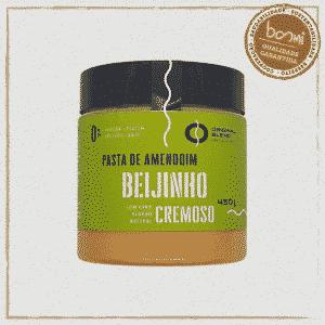 Pasta de Amendoim Beijinho Cremoso Original Blend 450g