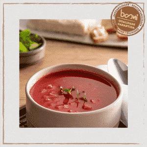 Sopa de Tomate e Tofu Orgânico Organic4 400g 1