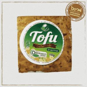 Tofu de Soja Orgânica Defumado com Ervas Finas Sítio Boa Esperança 250g