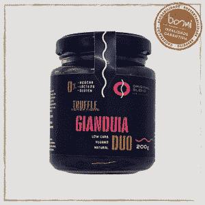 Truffle de Gianduia Duo Original Blend 200g