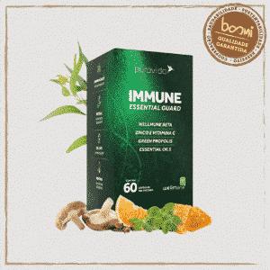 Immune Essential Guard Puravida 60 Cápsulas