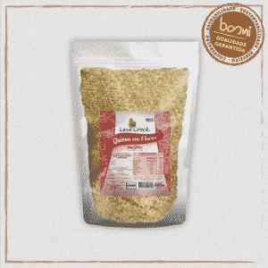 Quinoa em Flocos Sem Glúten Leve Crock 200g