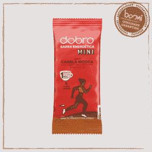 Barra Energética Canela Mooca com Chocolate Dobro 25g