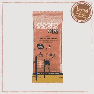 Barra Proteica Chocolate Belga Dobro 25g