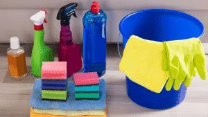 O impacto dos produtos de limpeza no meio ambiente