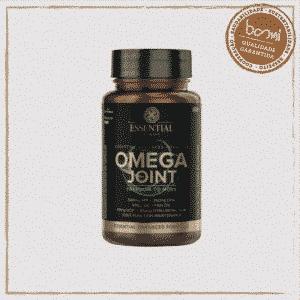 Ômega Joint ômega 3 + Colágeno Essential Nutrition 60 Cápsulas 1
