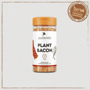 Plant Bacon Tempero com Nutritional Yeast 140g