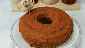 Receita de bolo de milho sem açúcar