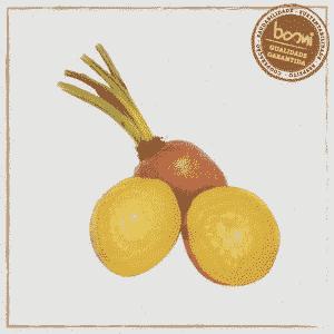 beterraba amarela orgânica