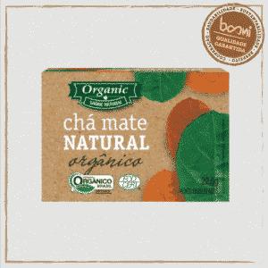Chá Mate Orgânico Organic