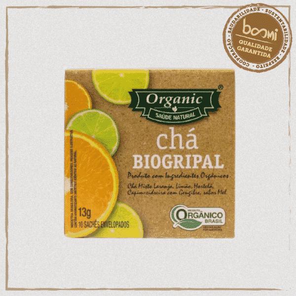 Chá Orgânico Biogripal Organic