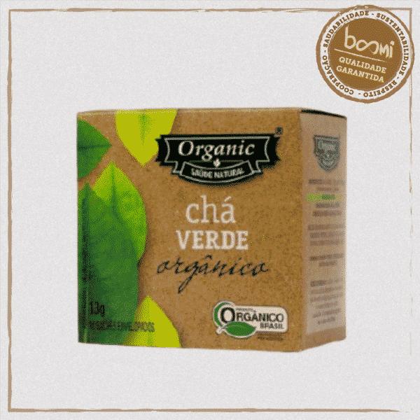 Chá Verde Orgânico Organic