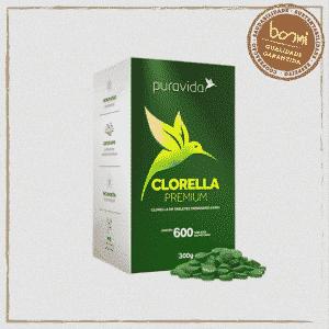 Clorella Premium Puravida 300g