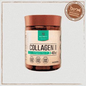 Collagen II Colágeno Nutrify 60 Cápsulas