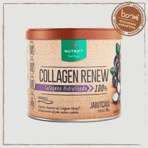 Collagen Renew Colágeno Hidrolisado Jabuticaba Nutrify 300g