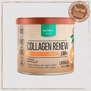 Collagen Renew Colágeno Hidrolisado Laranja Nutrify 300g