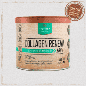 Collagen Renew Colágeno Hidrolisado Neutro Nutrify 300g