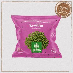 Ervilha Congelada Grano 1kg