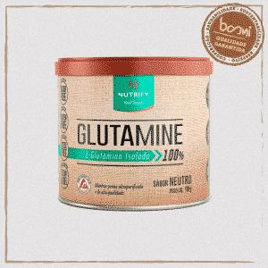 Glutamine Glutamina Isolada Nutrify 150g