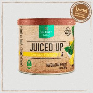 Juiced Up Energético Matcha e Abacaxi Nutrify 200g