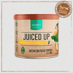 Juiced Up Energético Matcha e Frutas Tropicais Nutrify 200g