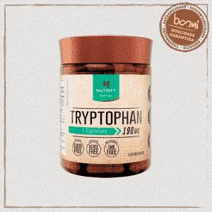 Tryptophan Aminoácido Nutrify 60 Cápsulas