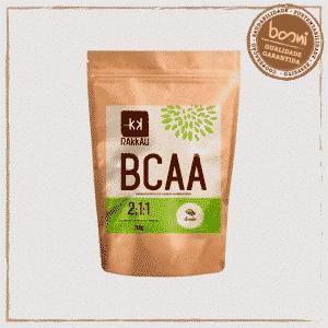 BCAA Aminoácidos Limão Rakkau 250g