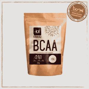 BCAA Aminoácidos Neutro Rakkau 250g