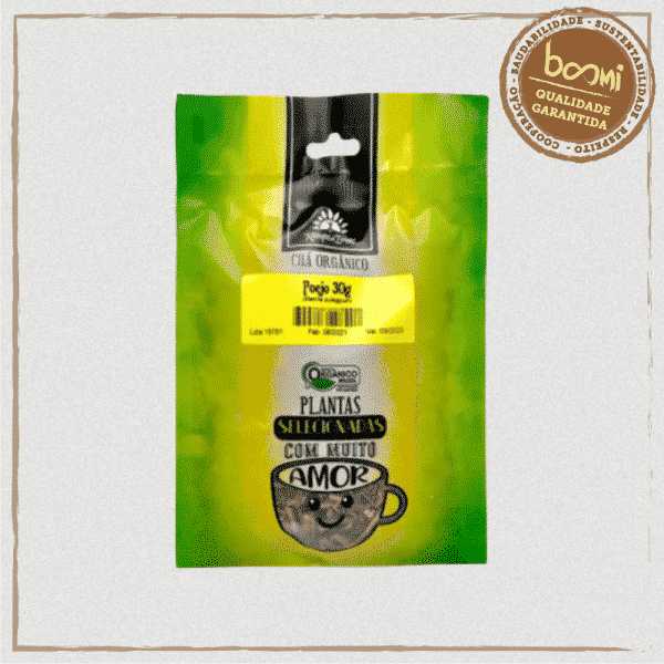 Chá de Poejo Orgânico Kampo de Ervas 30g