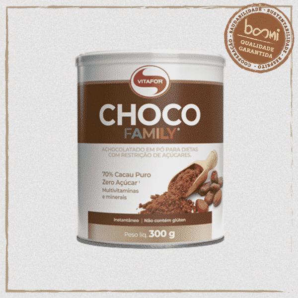 Choco Family Achocolatado Vitafor 300g