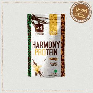 Harmony Protein Baunilha Vegana Rakkau 600g