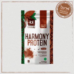Harmony Protein Cacau Vegana Rakkau 600g