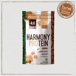 Harmony Protein Paçoca Vegana Rakkau 600g