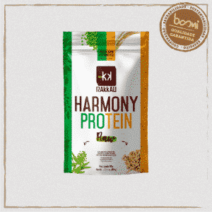 Harmony Protein Raw Vegana Rakkau 600g