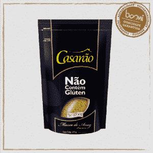 Macarrão Curvi Premium Sem Glúten Casarão 200g