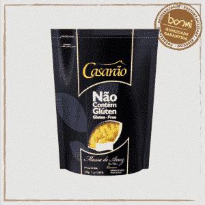 Macarrão Fusilli Premium Sem Glúten Casarão 200g